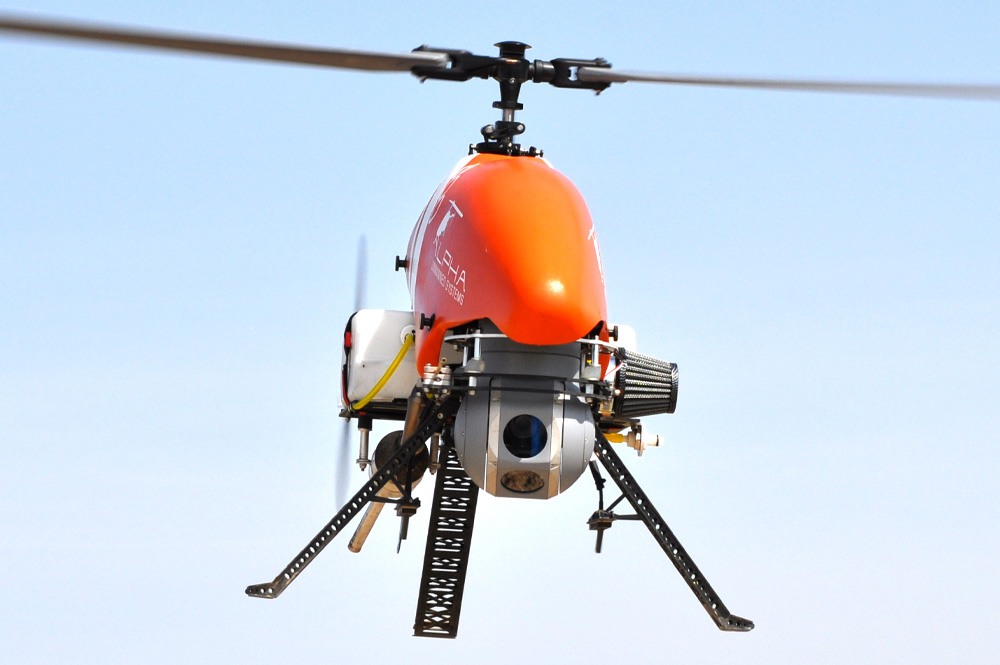 Flight Control for Rotary Wing UAVs